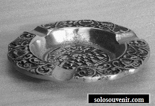 Ashtray - Asbak Aluminium (1)