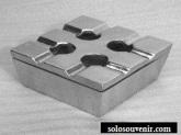 Ashtray - Asbak Aluminium (13)