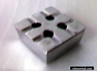Ashtray - Asbak Aluminium (16)