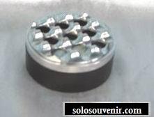 Ashtray - Asbak Aluminium (18)