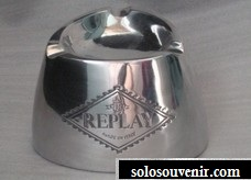 Ashtray - Asbak Aluminium (8)