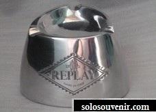 Ashtray - Asbak Aluminium (8)