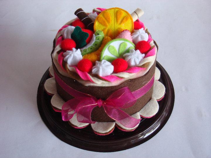 cantik souvenir » CAMPUR CAMPUR TOWEL TART dan FLANEL CAKE (57