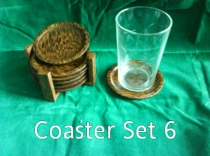 Coaster Set 6