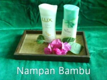 Nampan Bambu