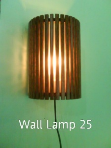 Six Side Wall Lamp