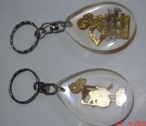 Souvenir Pernikahan Gantungan Kunci wayang fiber