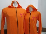 jaket doraemon orange a