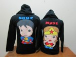 jaket tebal superman hitam b (140rb)