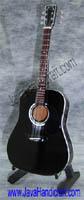 miniatur gitar kerajinan gitar kayu gitar (1)