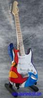 miniatur gitar kerajinan gitar kayu gitar (11)