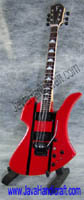 miniatur gitar kerajinan gitar kayu gitar (2)