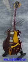 miniatur gitar kerajinan gitar kayu gitar (35)