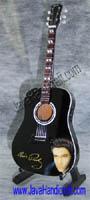 miniatur gitar kerajinan gitar kayu gitar (7)
