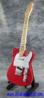 miniatur gitar kerajinan gitar kayu gitar (8)