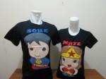superman hitam