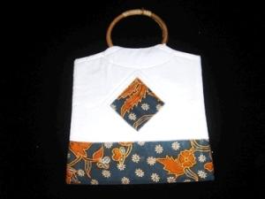 Souvenir tas batik 004