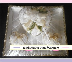 Souvenir Pernikahan Tempat Perhiasan F
