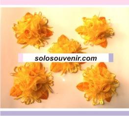 Souvenir Pernikahan Bunga Panitia 03