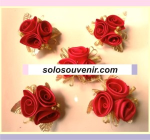 Souvenir Pernikahan Bunga Panitia 6