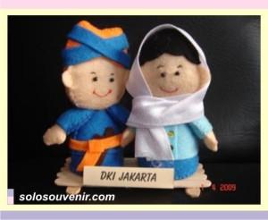 Souvenir Pernikahan boneka DKI jakarta