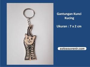 Souvenir Pernikahan Gantungan Kunci Kucing