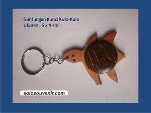 Souvenir Pernikahan Gantungan Kunci Kura-kura