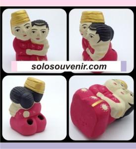 Souvenir Pernikahan Tempat Pensil Betaw Jawa