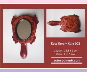 Souvenir Pernikahan kaca batik kura-kura 002