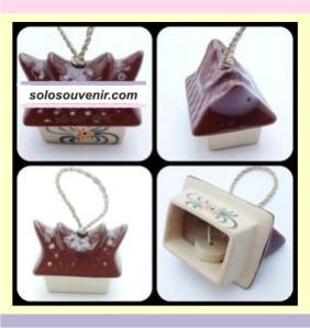 Souvenir Pernikahan Bell Minang (BL02)