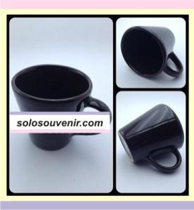 Souvenir Pernikahan Mug keramik Kerucut Rendah(DMG03)