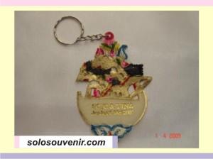 Souvenir Pernikahan Gantungan Kunci wayang kulit 4