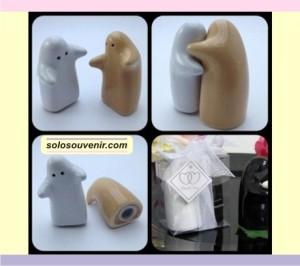 Souvenir Pernikahan Keramik Tempat Garam / Mrica Mumun Kecil