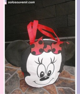 Souvenir Pernikahan Tas mickey mouse