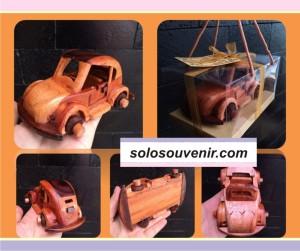 Souvenir Pernikahan Miniatur VW
