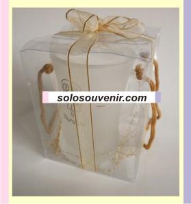 Souvenir Pernikahan Mug Gagang Dove Bawah Garis Mika