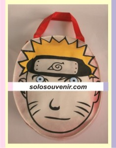 Souvenir Pernikahan Tas Furing Naruto 01
