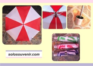 Souvenir Pernikahan Payung G L3 2 Warna