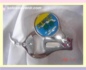 Souvenir Pernikahan gunting kuku 3in1 bulat