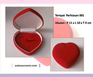 Souvenir Pernikahan Tempat Perhiasan 001