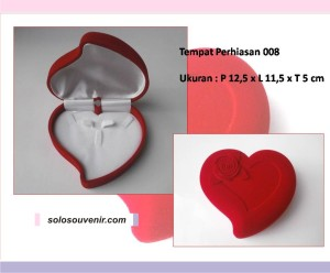 Souvenir Pernikahan Tempat Perhiasan 008