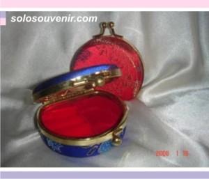 Souvenir Pernikahan Tempat Perhiasan + cincin