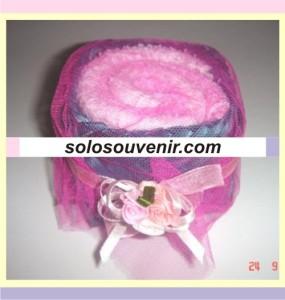Souvenir Pernikahan towel 2 BTP