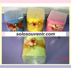 Souvenir Pernikahan towel cake 023