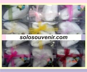 Souvenir Pernikahan Towel Cake 025