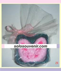 Souvenir Pernikahan towel cake FB