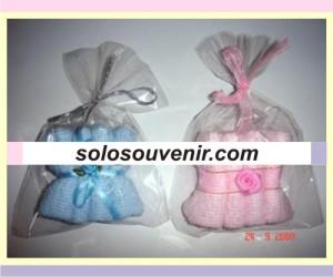Souvenir Pernikahan towel lpt