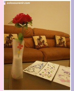 Souvenir Pernikahan Vas bunga B