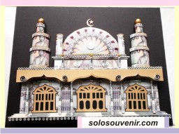 Souvenir Pernikahan Mahar Masjid 1 Kubah 2