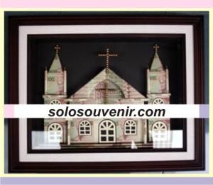 Uang mahar gereja